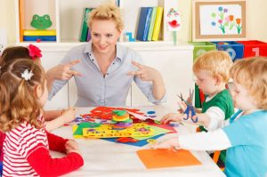 Role Of Montessori Educators In Character Building Of Students